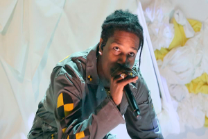 "A$AP ROCKY DROPS NEW TRACK & VIDEO PROCLAIMING ""A$AP FOREVER"""